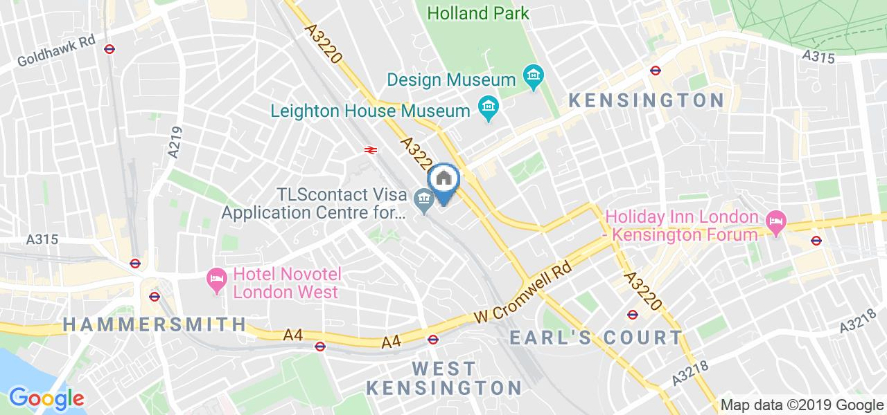 2 Bed Flat, Lord Kensington House, W14