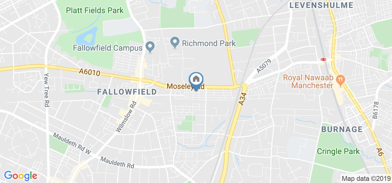 Room in a Shared House, Braemar Road, M14