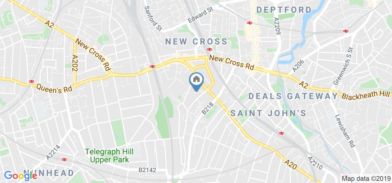 Room in a Shared House, Chestnut Close, SE14