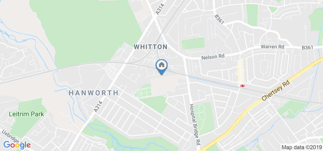 Room in a Shared Flat, Redfern Avenue, TW4