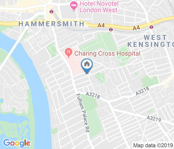 2 Bed Terraced House, Greyhound Road, W6