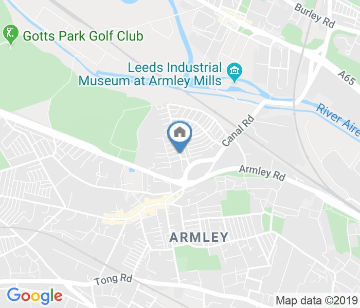 2 Bed Terraced House, Armley Lodge Road, LS12