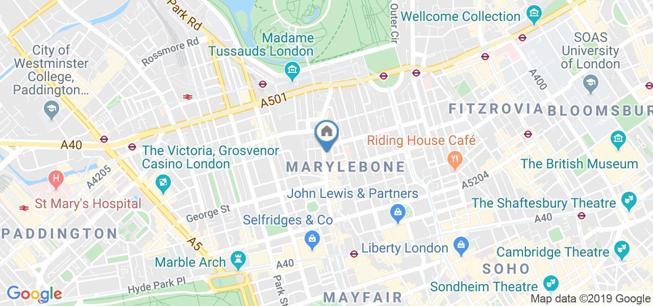 2 Bed Flat, Marylebone High Street, W1U