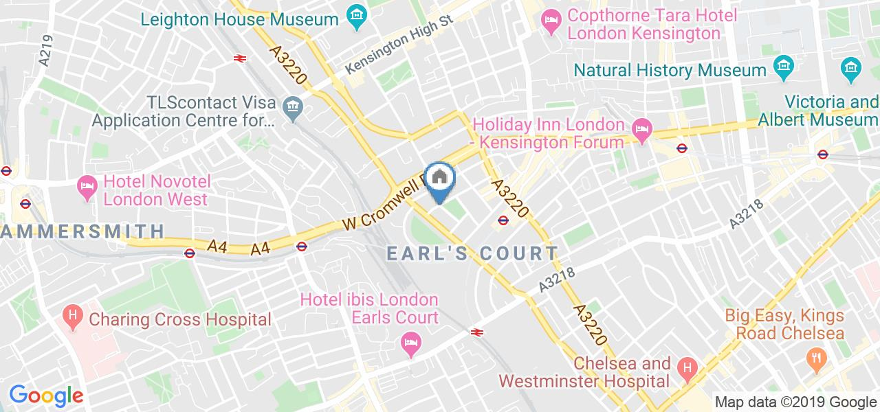 2 Bed Flat, Earl's Court, SW5