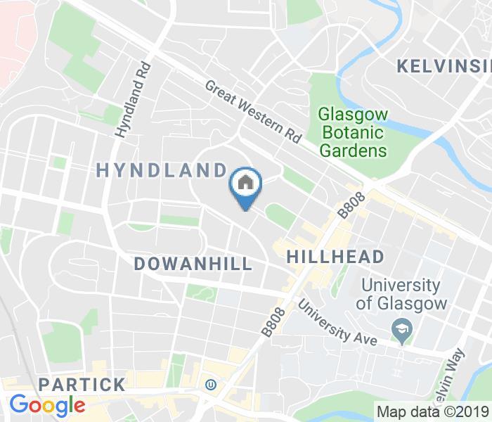 2 Bed Flat, Dowanhill, G12