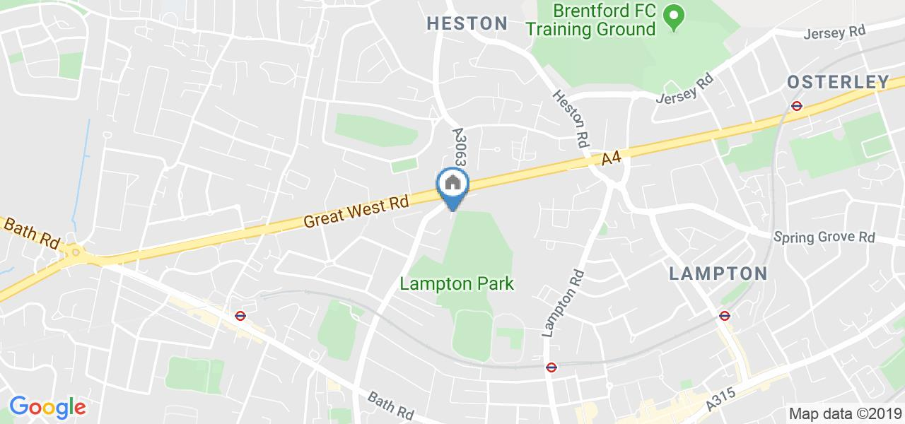Room in a Shared House, Willow Gardens, TW3