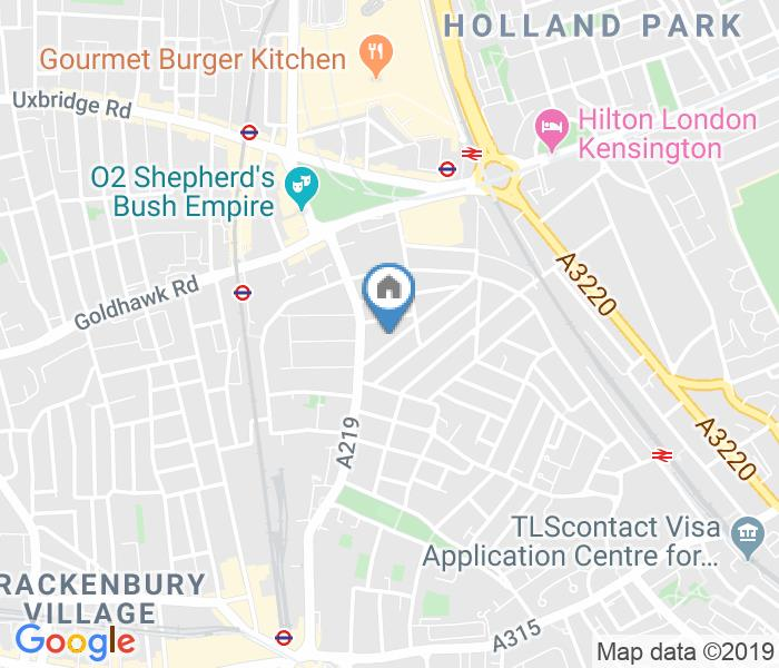 2 Bed Flat, Netherwood Road, W14