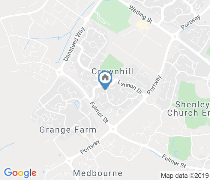 4 Bed Semi-Detached House, Redding Grove, MK8