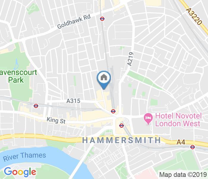 1 Bed Flat, Hammermith, W6