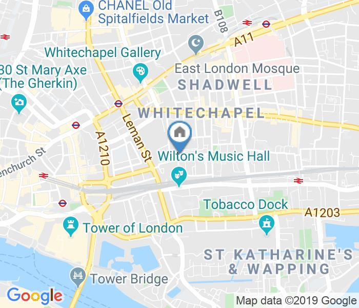 2 Bed Flat, Back Church Lane, E1