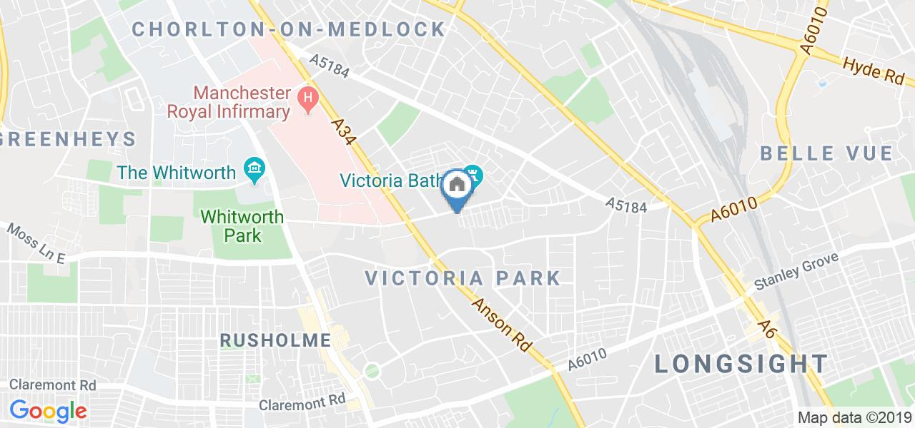 Room in a Shared Flat, Hathersage Road, M13