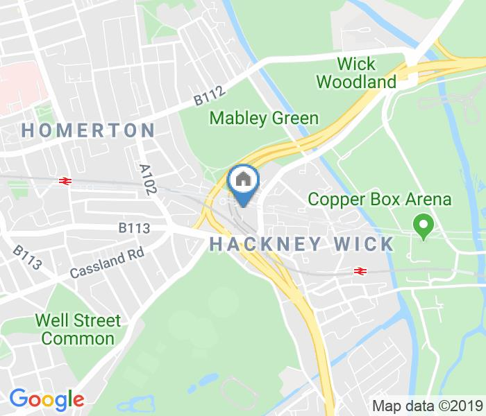 3 Bed Terraced House, Buxhall Crescent, E9