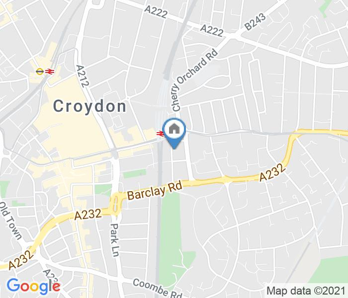 1 Bed Flat, Altyre Road, CR0