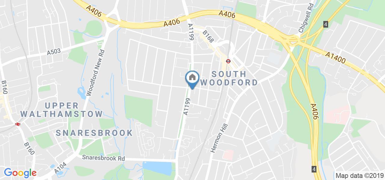2 Bed Flat, Woodford High Road, E18