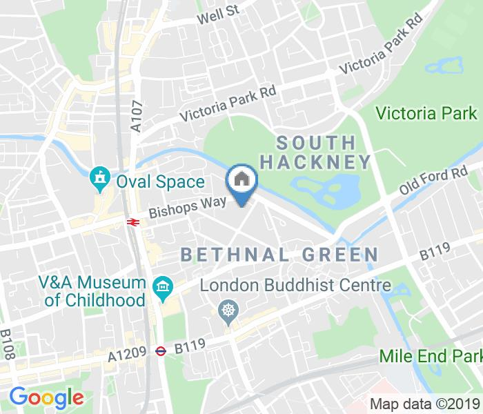 2 Bed Flat, Reynolds House, E2