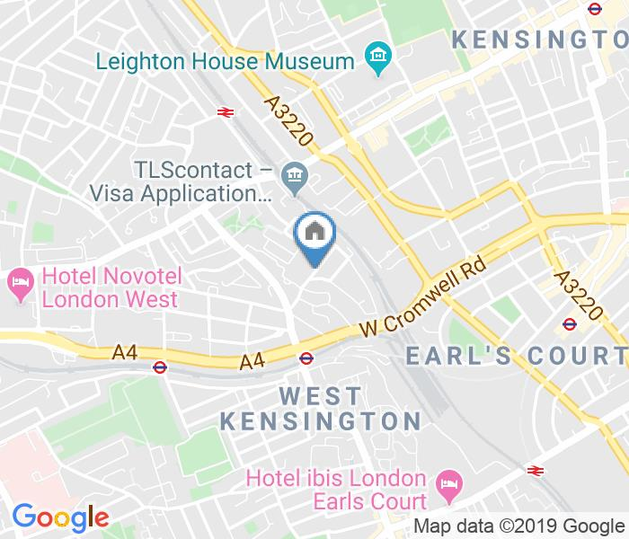 2 Bed Flat, Matheson Road, W14