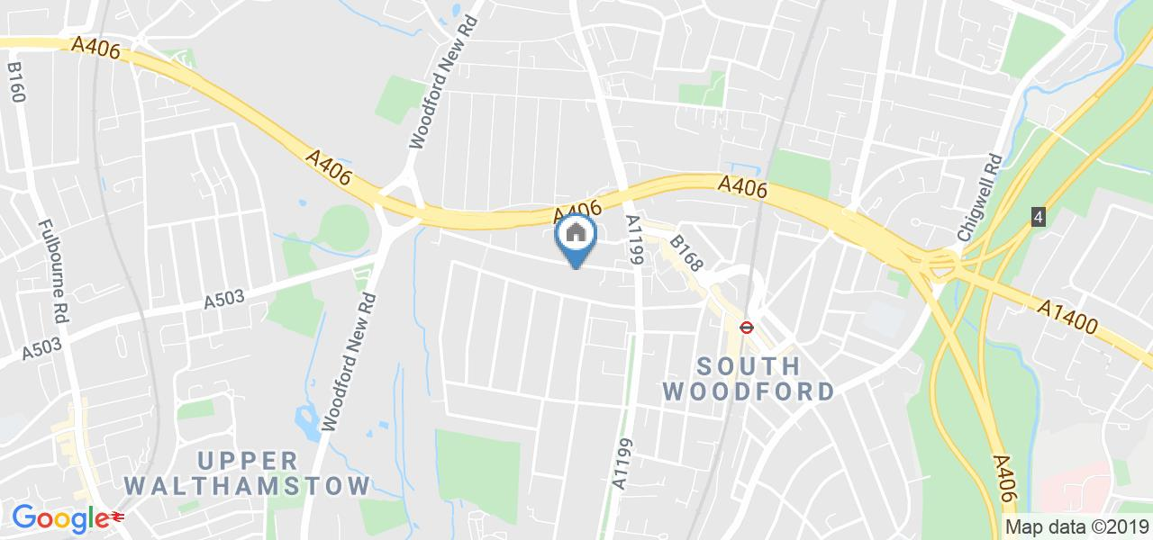 1 Bed Flat, South Woodford, E18