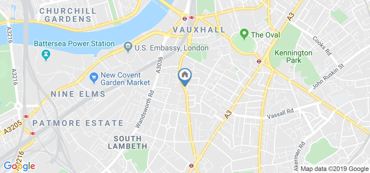 2 Bed Flat, Victoria Mansions, SW8