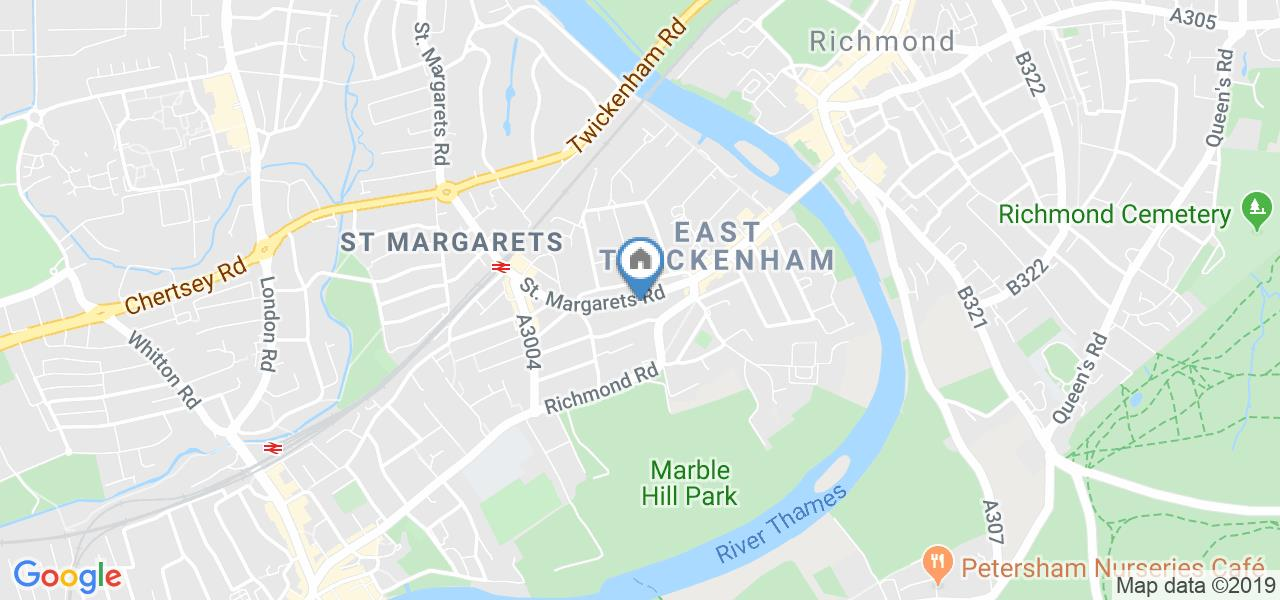 1 Bed Flat, St. Margarets Road, TW1