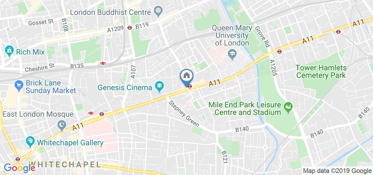 1 Bed Flat, Mile End Road, E1