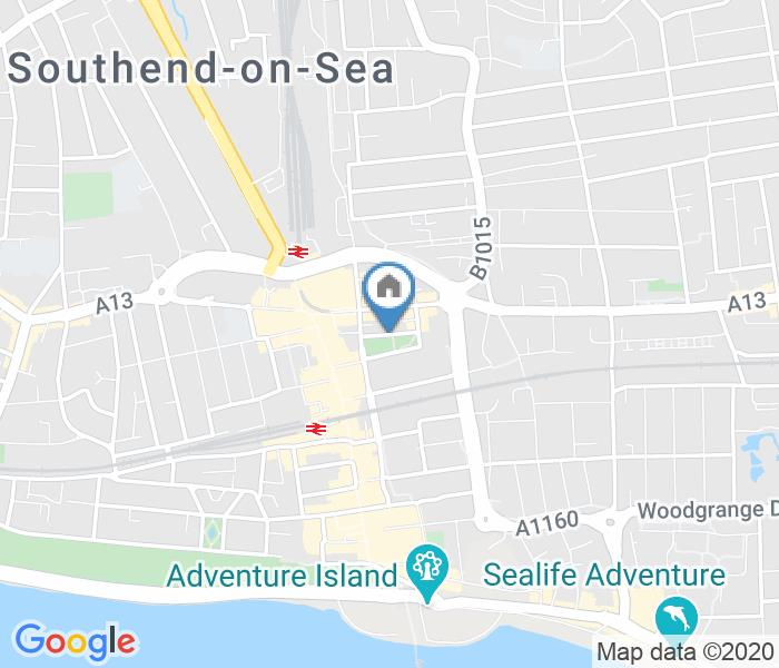 1 Bed Flat, Warrior Square, SS1