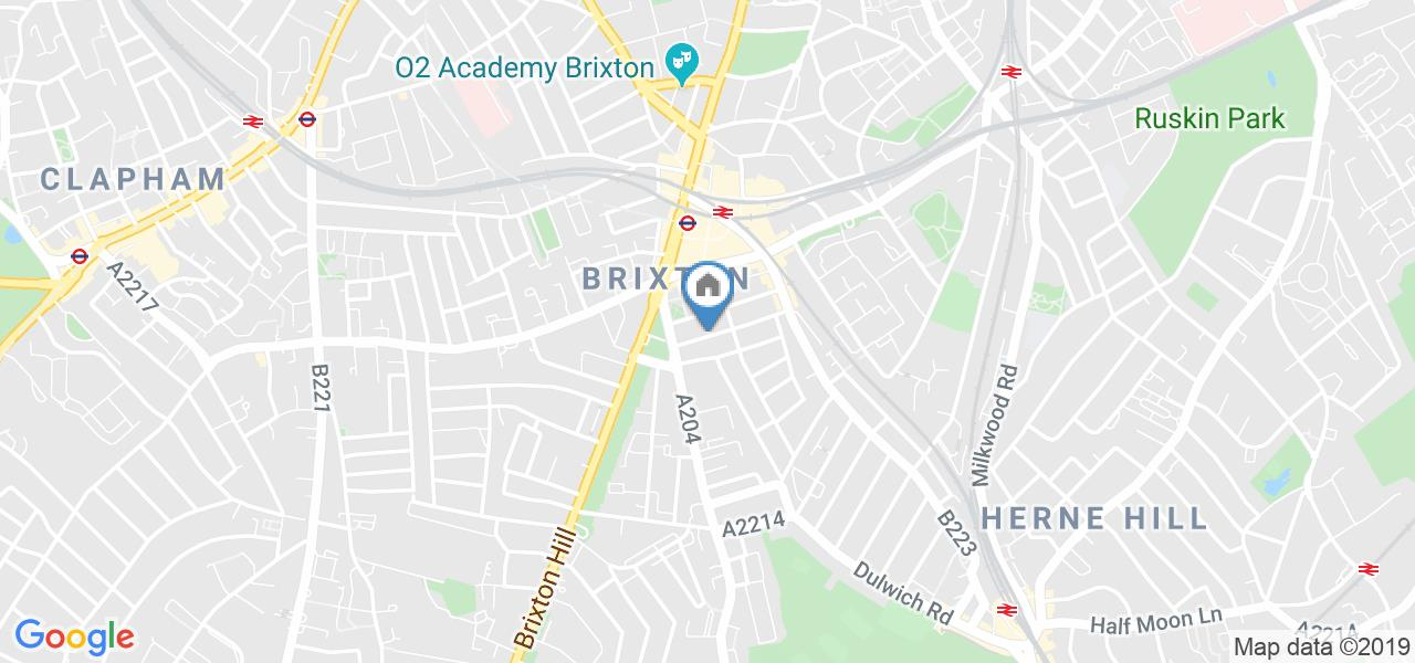 2 Bed Flat, Kellett Road, SW2