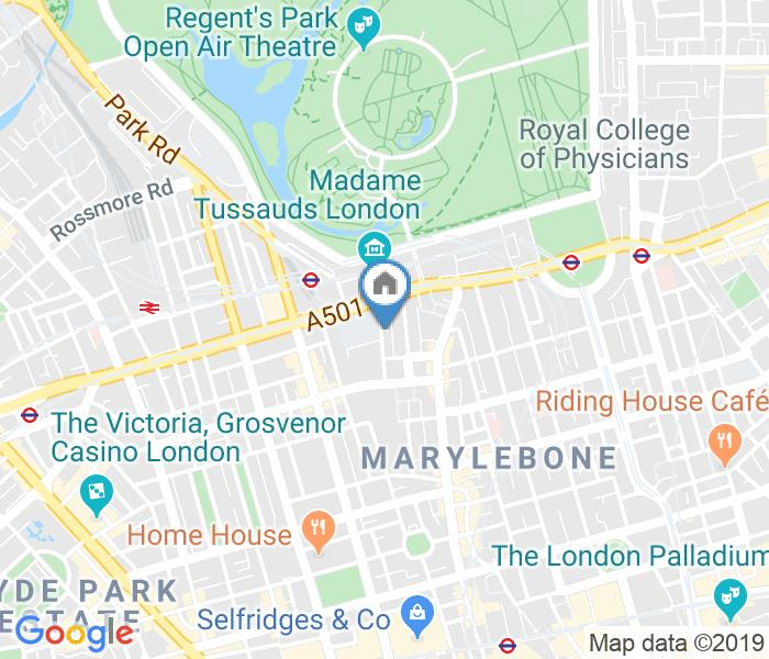 2 Bed Flat, Luxborough Street, W1U