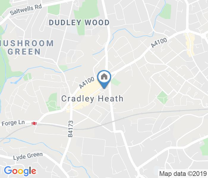 Room in a Shared House, Pennant Road, B64