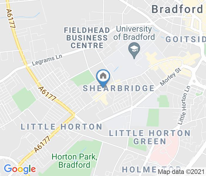 Room in a Shared House, Summerville Road, BD7