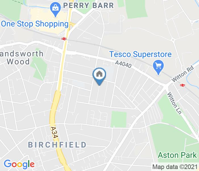 Room in a Shared House, Perry Barr, B20