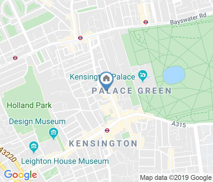 1 Bed Flat, Winchester Court, W8