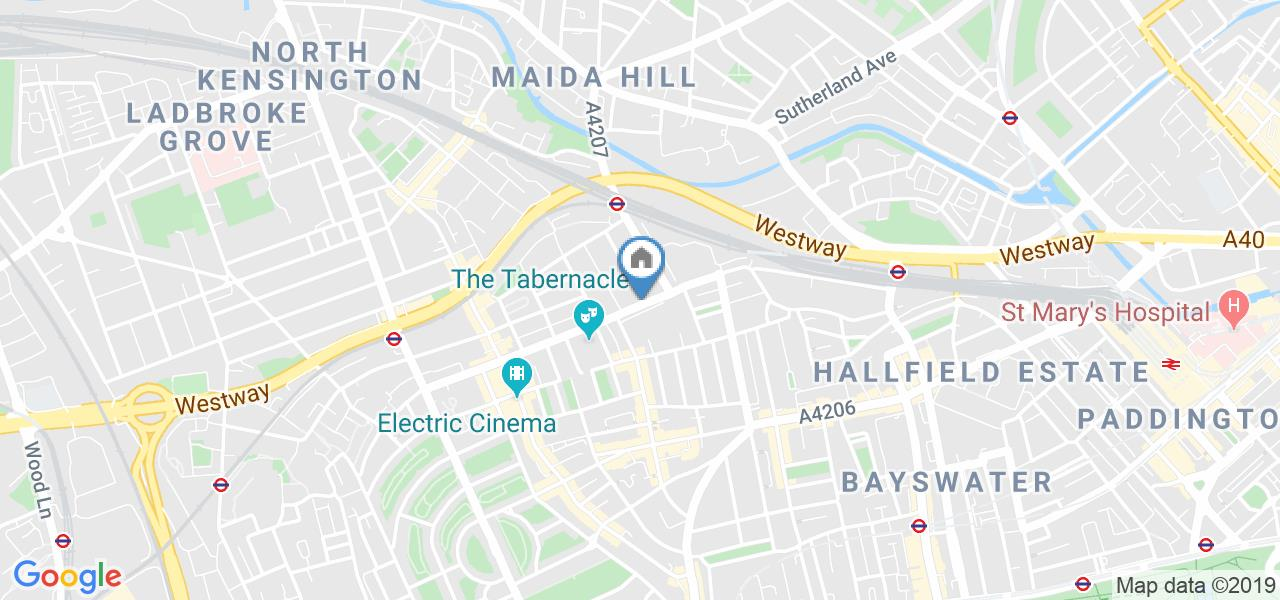 3 Bed Flat, Westbourne Park Road, W11