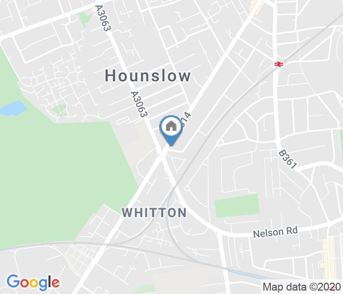 1 Bed Flat, Hanworth Road, TW4