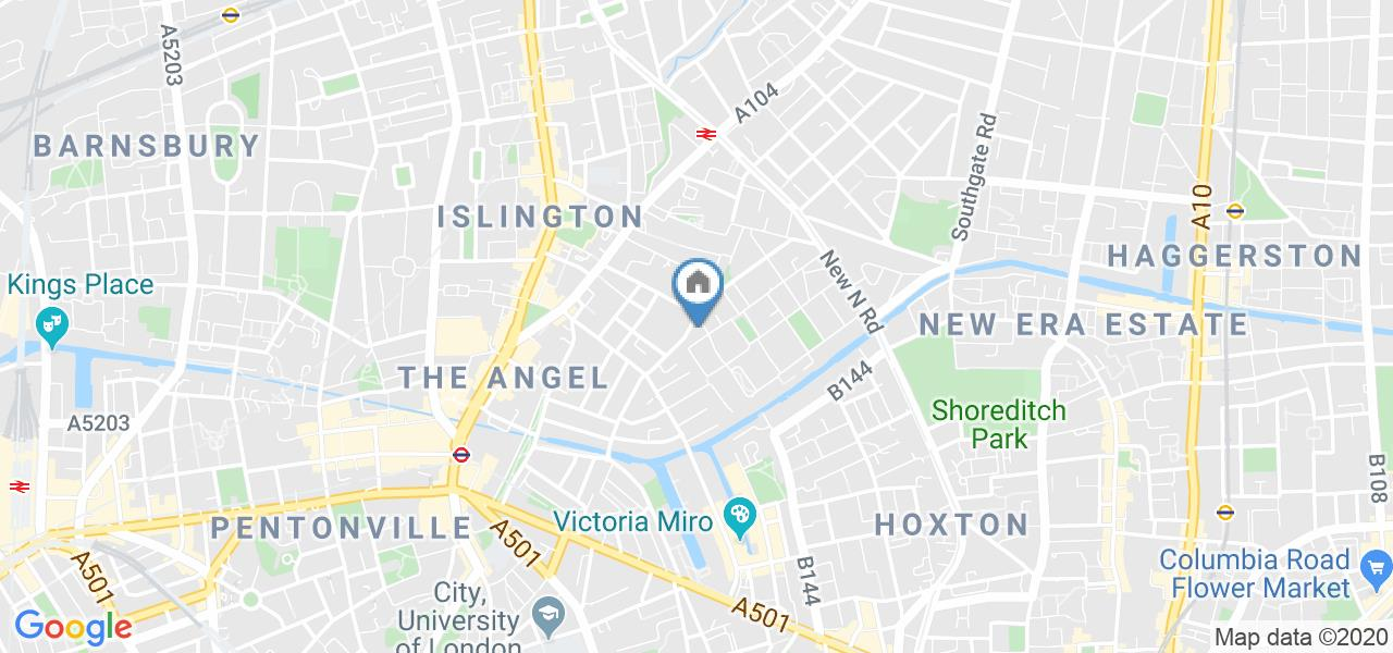 3 Bed Detached House, Packington Street, N1
