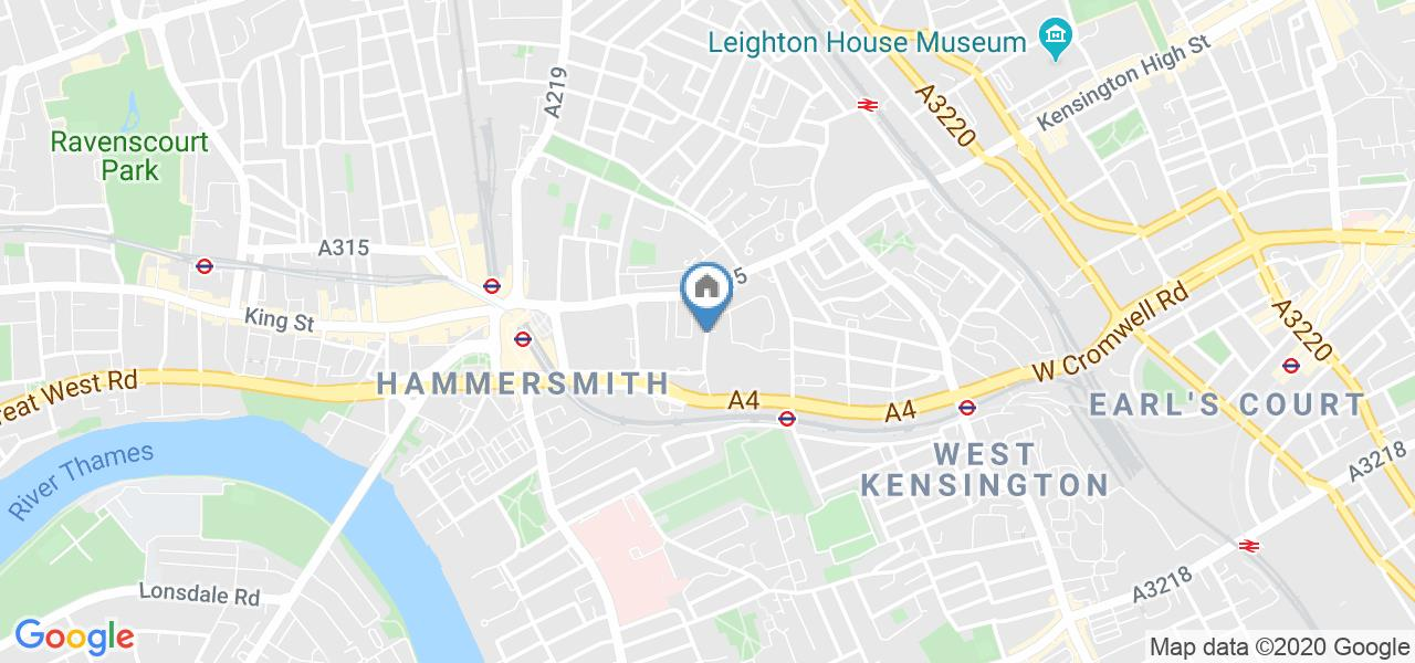 1 Bed Flat, Colet Gardens, W14