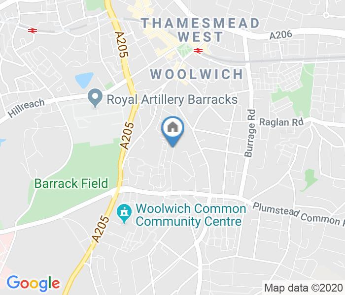2 Bed Terraced House, Brookhill Rd, SE18