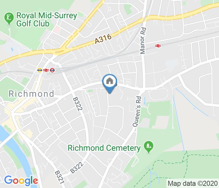 Room in a Shared Flat, Richmond, TW10