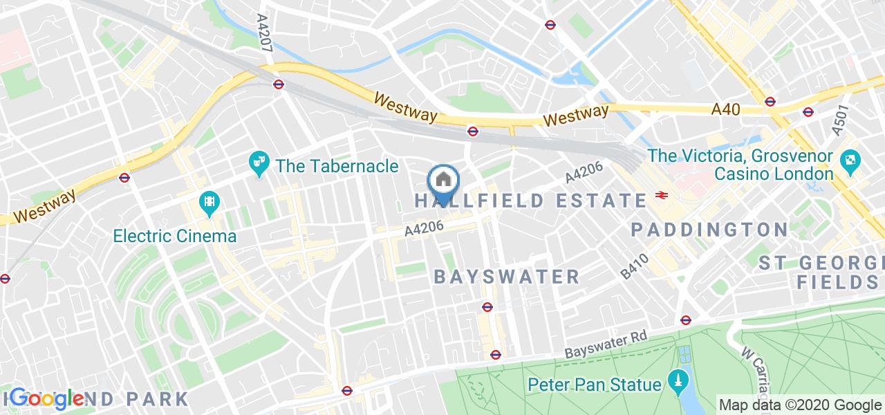 Room in a Shared Flat, Westbourne Grove Terrace, W2