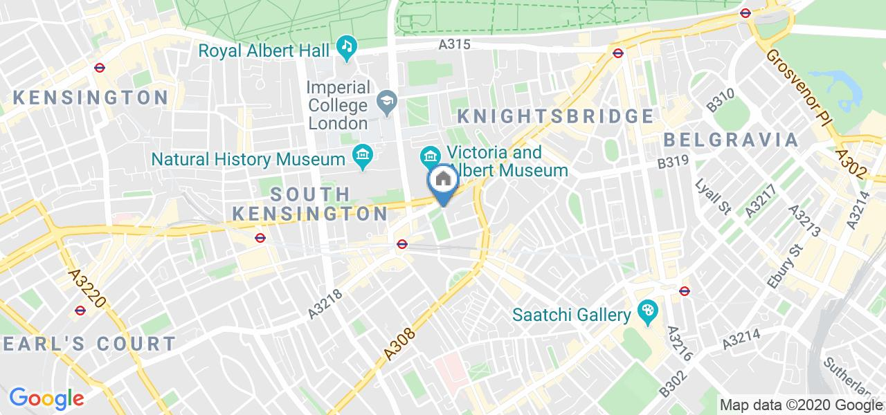 6 Bed Terraced House, Thurloe Square, SW7