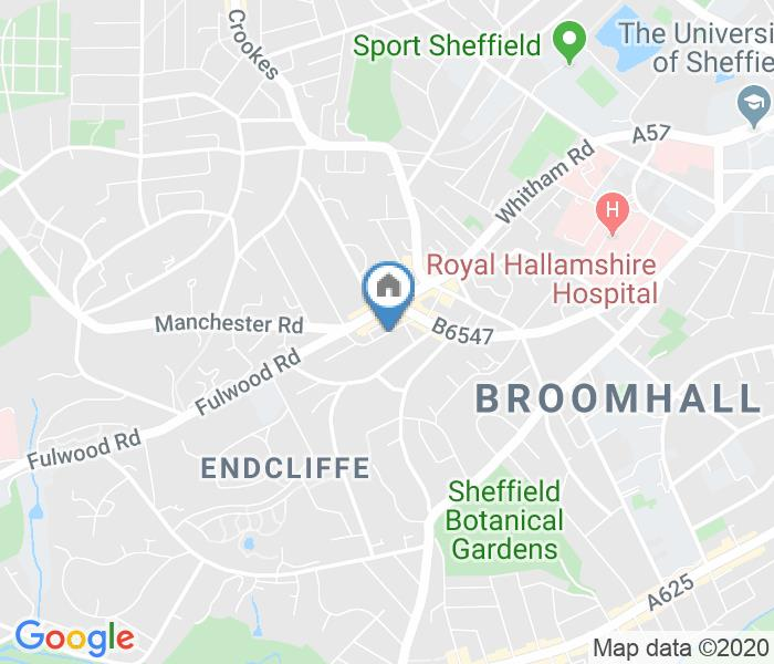 Room in a Shared House, Ashgate Road, S10