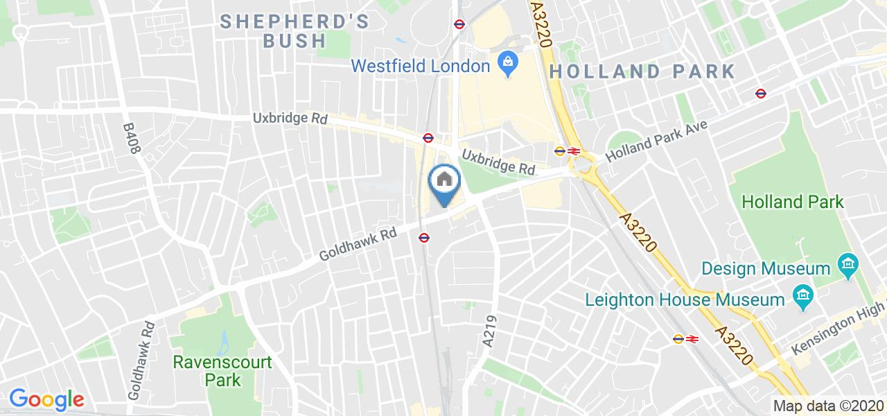4 Bed Flat, Pennard Road, W12