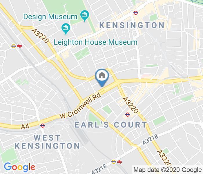 Bedsit, West Cromwell Road, SW5