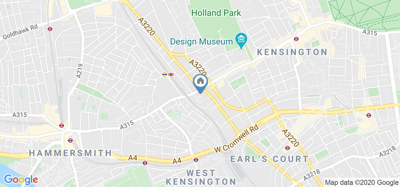 2 Bed Flat, Kensington High Street, W14