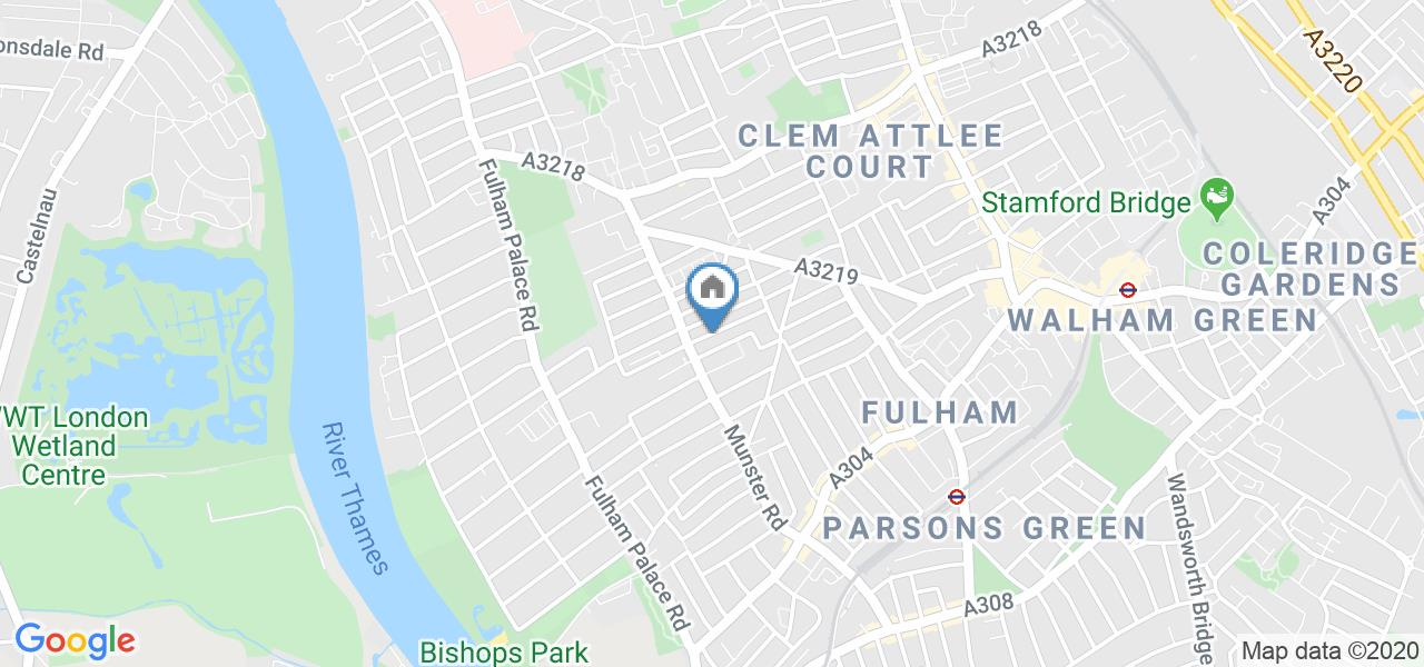 1 Bed Flat, Fulham, SW6