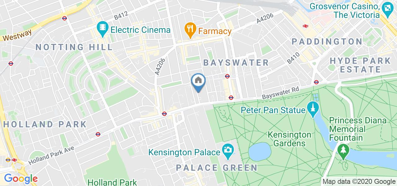 2 Bed Flat, Palace Court, W2