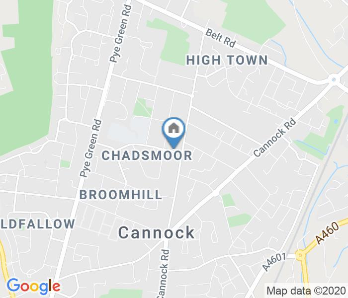 Room in a Shared House, Redhill Road, WS11