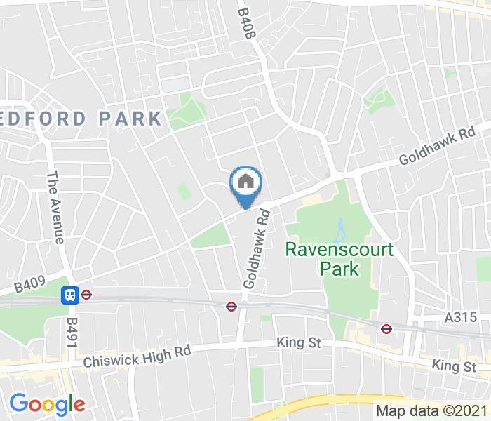 4 Bed Flat, Stamford Brook Road, W6