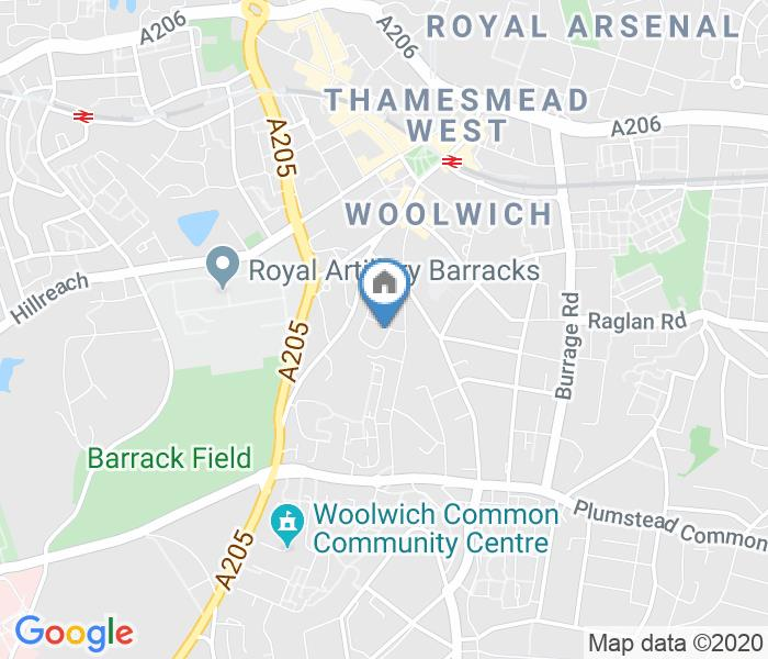 Room in a Shared Flat, Rolfe Terrace, SE18