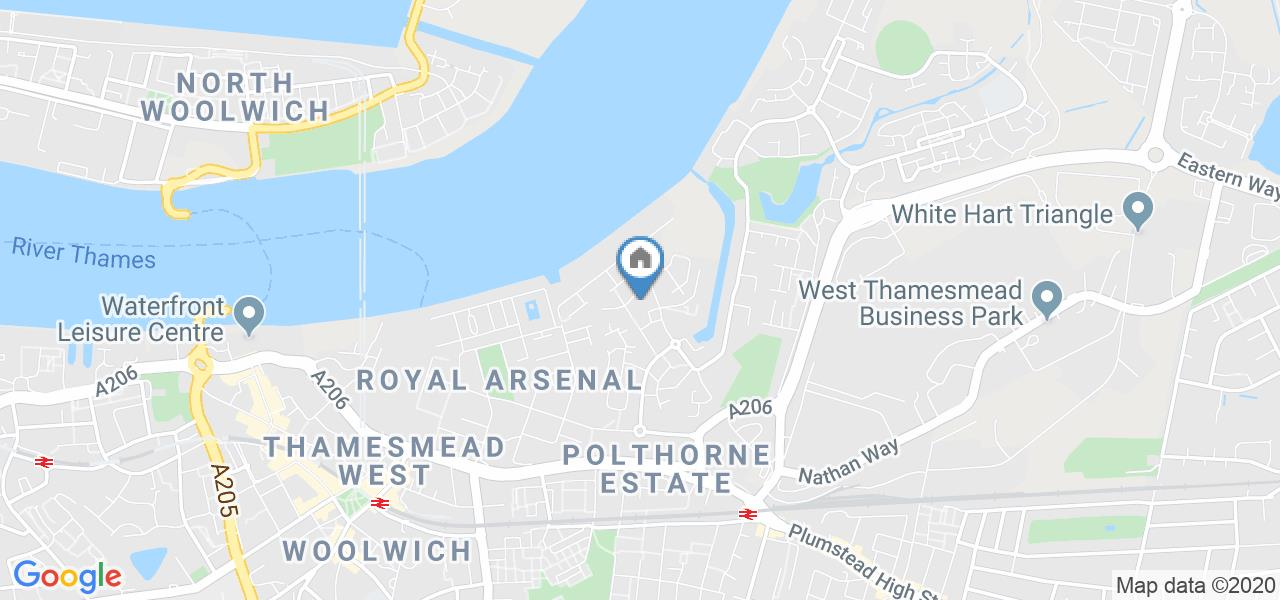 3 Bed Terraced House, Temple Close, SE28