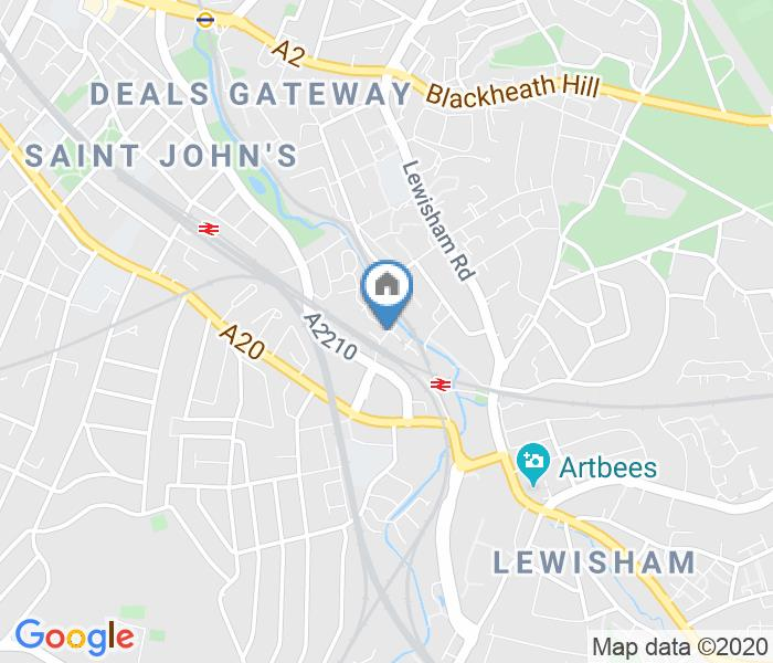 1 Bed Flat, Armoury Road, SE8